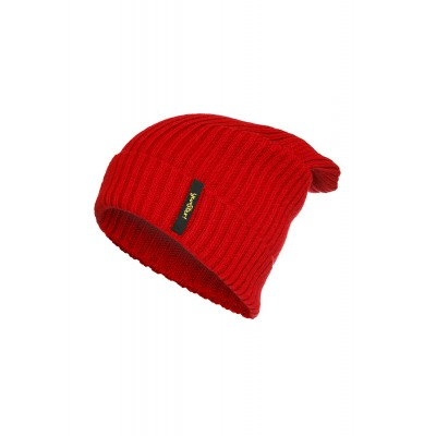 Boys & Girls Rose Mélange Knit Hat