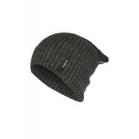 Boys & Girls Anthracite Mélange Knit Hat