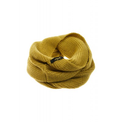 Boys & Girls Green Knit Snood
