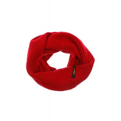 Boys & Girls Rose Mélange Knit Snood