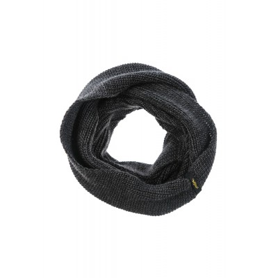 Boys & Girls Anthracite Mélange Knit Snood