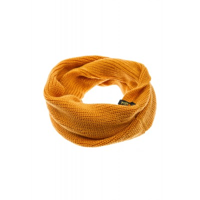Boys & Girls Dark Yellow Knit Snood