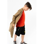 Boys & Girls Brown Cardigan Coat