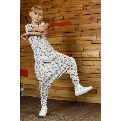 Boys & Girls Shakshuka cotton pants