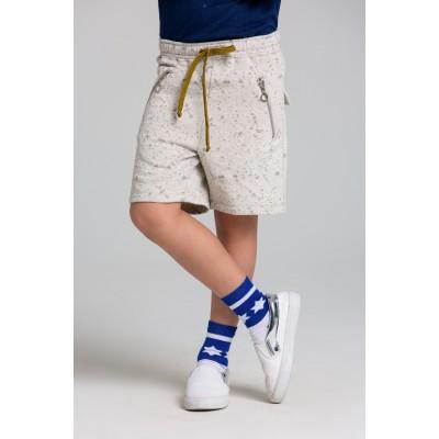 Boys & Girls Light Gray Shorts