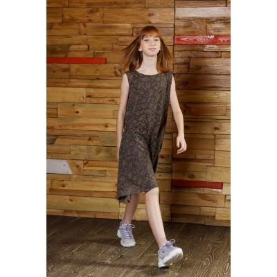 Girls Cheese Lite Yumster dress