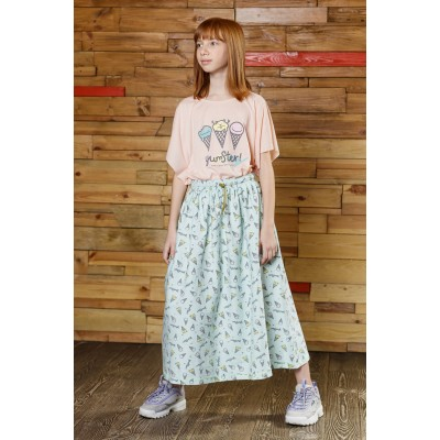 Girls Ice-Cream Heavenly Light Midi Skirt