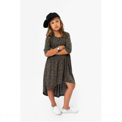 Girls Cheese Yumster dress