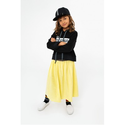 Girls Yellow Skirt